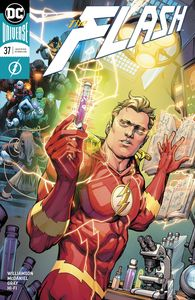 [Flash #37 (Variant Edition) (Product Image)]
