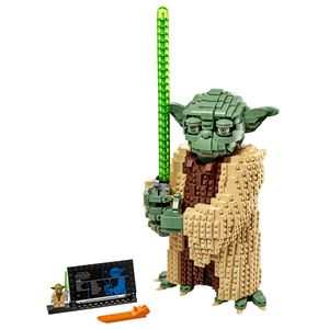 [LEGO: Star Wars: Yoda (Product Image)]