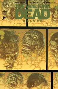 [The Walking Dead Deluxe  #29 (Cover A Finch & Mccaig) (Product Image)]
