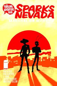 [Sparks Nevada: Marshal On Mars #1 (Product Image)]