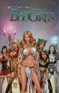 [Grimm Fairy Tales Presents: Bad Girls (Product Image)]