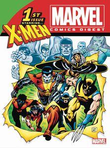 [Marvel Comics: Digest #4 (X-Men) (Product Image)]