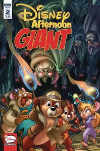 [Disney: Afternoon Giant #2 (Product Image)]