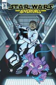 [Star Wars Adventures #3 (Cover A Jones) (Product Image)]