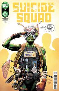 [Suicide Squad #7 (Cover A Eduardo Pansica) (Product Image)]