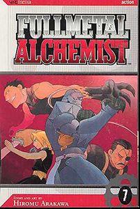 [Fullmetal Alchemist: Volume 7 (Product Image)]