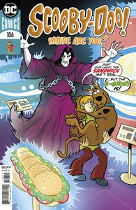 [Scooby Doo: Where Are You #106 (Product Image)]