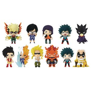 [My Hero Academia: 3D Figural Keychains: Series 2 (Product Image)]