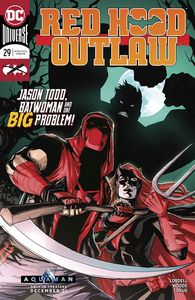 [Red Hood: Outlaw #29 (Product Image)]