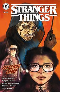 [Stranger Things: Science Camp #2 (Cover B Allen) (Product Image)]
