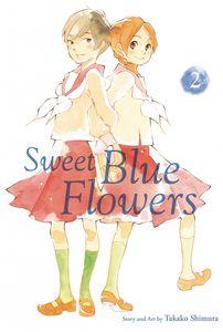 [Sweet Blue Flowers: Volume 2 (Product Image)]
