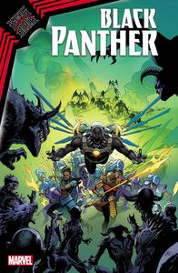 [King In Black: Black Panther #1 (Product Image)]