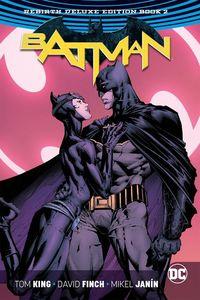 [Batman: Book 2 (Rebirth) (Deluxe Edition - Hardcover) (Product Image)]