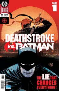 [Deathstroke #30 (2nd Printing) (Product Image)]