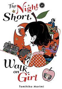 [The Night Is Short, Walk On Girl: Light Novel (Hardcover) (Product Image)]