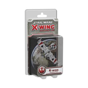 [Star Wars: X-Wing Miniatures: Expansion Pack: K-Wing (Product Image)]