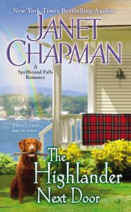 [Spellbound Falls Romances: The Highlander Next Door (Product Image)]