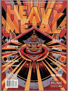 [Heavy Metal #295 (Cover A Eng) (Product Image)]