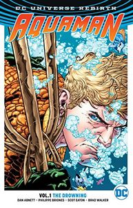 [Aquaman: Volume 1: The Drowning (Signed Edition) (Product Image)]