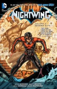 [Nightwing: Volume 4: Second City (N52) (Product Image)]