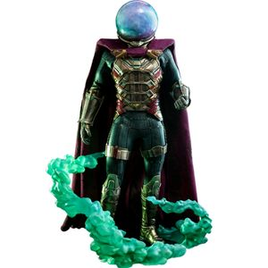 [Spider-Man: Far From Home: Hot Toys Action Figure: Mysterio (Product Image)]