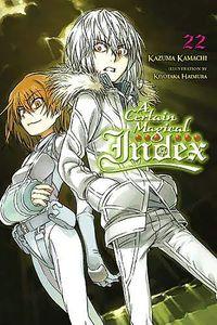[Certain Magical Index: Volume 22 (Light Novel) (Product Image)]