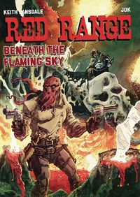 [The cover for Red Range: Beneath The Flaming Sky #1 (Cover A Jok)]