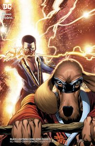 [Black Lightning: Hong Kong Phooey Special #1 (Variant Edition) (Product Image)]