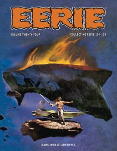 [Eerie Archives: Volume 24 (Hardcover) (Product Image)]