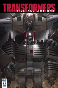 [Transformers: Till All Are One #11 (Product Image)]