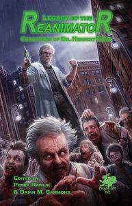 [Legacy Of The Reanimator: Chronicles Of Dr. Herbert West (Product Image)]