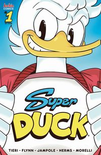 [The cover for Super Duck #1 (Cover A Jampole)]