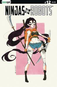 [Ninjas & Robots #12 (Cover C Chelsea Gracei) (Product Image)]