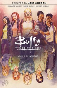 [Buffy The Vampire Slayer: Volume 6 (Product Image)]