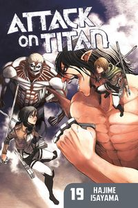 [Attack On Titan Volume 19 (Product Image)]