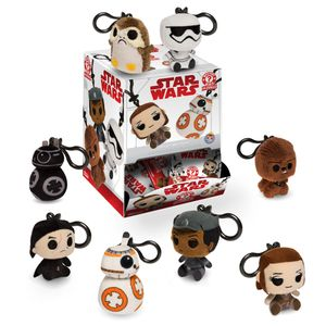 [Star Wars: The Last Jedi: Plush Mystery Minis (Product Image)]
