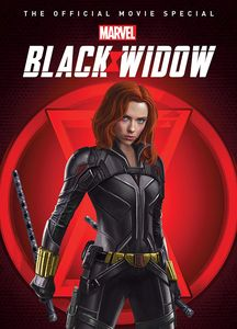 [Marvel's Black Widow: The Official Movie Special Book (Hardcover) (Product Image)]