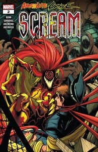 [Absolute Carnage: Scream #2 (Product Image)]