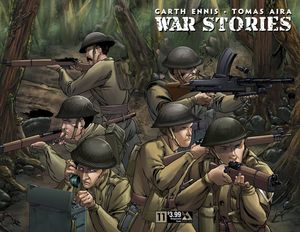 [War Stories #11 (Wrap Cover) (Product Image)]