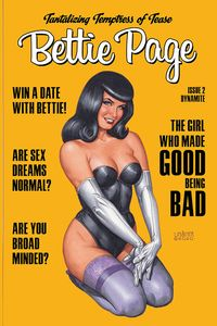 [Bettie Page #2 (Cover C Linsner) (Product Image)]