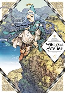[Witch Hat Atelier: Volume 4 (Product Image)]