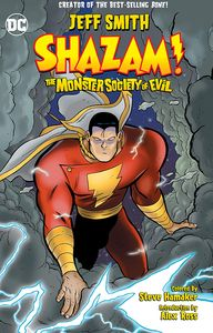 [Shazam!: The Monster Society Of Evil New Edition (Product Image)]