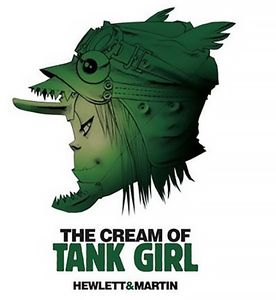 [Cream Of Tank Girl (Signed Edition - Hardcover) (Product Image)]