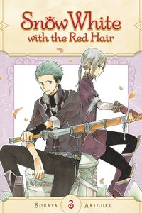 [Snow White With The Red Hair: Volume 3 (Product Image)]