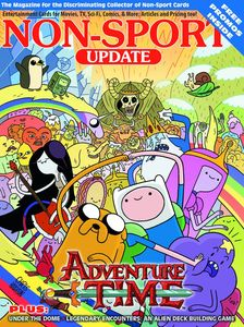 [Non Sport Update: Volume 25 #4 (Adventure Time Cover) (Product Image)]
