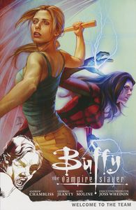 [Buffy The Vampire Slayer: Season 9: Volume 4: Welcome To The Team (Product Image)]