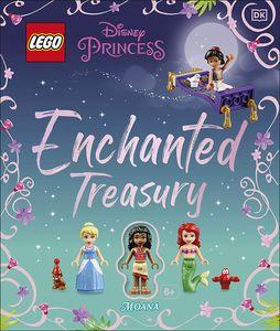 [LEGO: Disney Princess: Enchanted Treasury (Hardcover) (Product Image)]