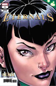 [Eternals #1 (Nauck Headshot Variant) (Product Image)]