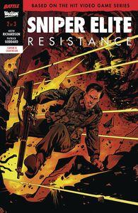 [Sniper Elite: Resistance #2 (Cover B Groult) (Product Image)]