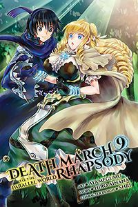 [Death March To The Parallel World Rhapsody: Volume 9 (Product Image)]